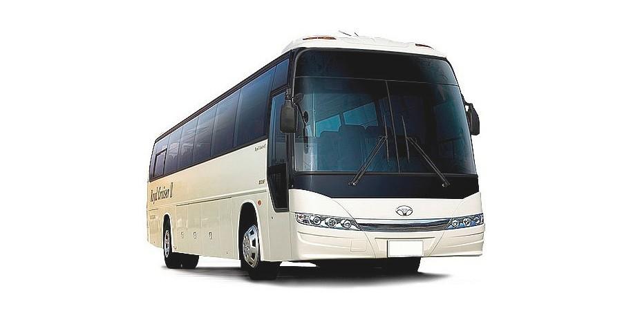 Туристический автобус Daewoo bus bh120f