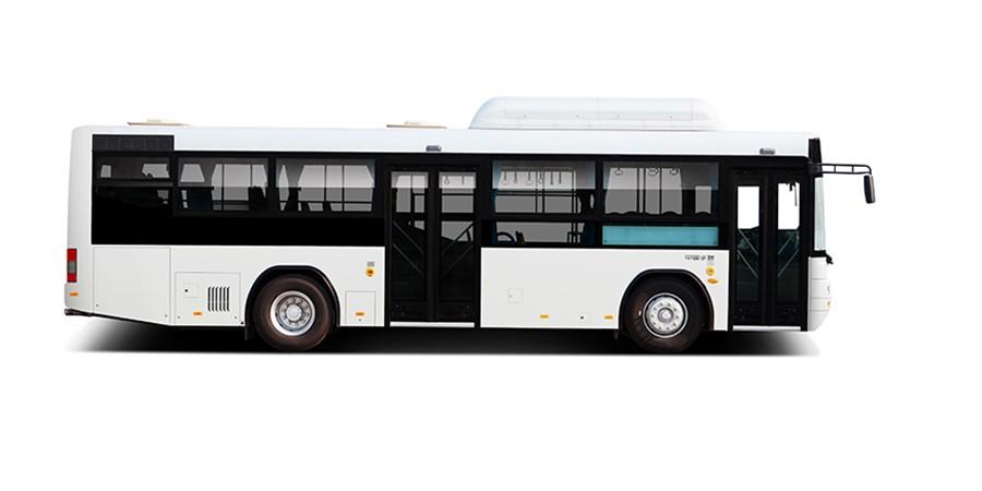 Автобус Yutong ZK6108HGH (CNG)