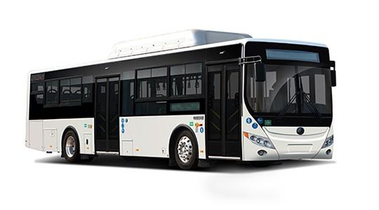 Автобус Yutong ZK6118HGA (CNG)
