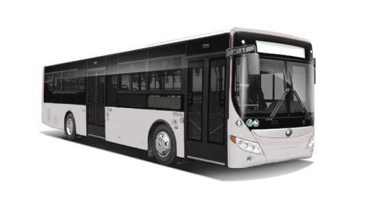 Автобус Yutong ZK6118HGA