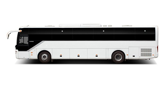 Междугородний автобус Yutong ZK6121HQ