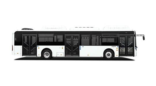 Городской автобус Yutong ZK6128HG