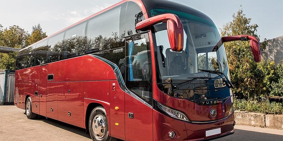 Автобусы Yutong под заказ в нашем каталоге на сайте Neotrans.su