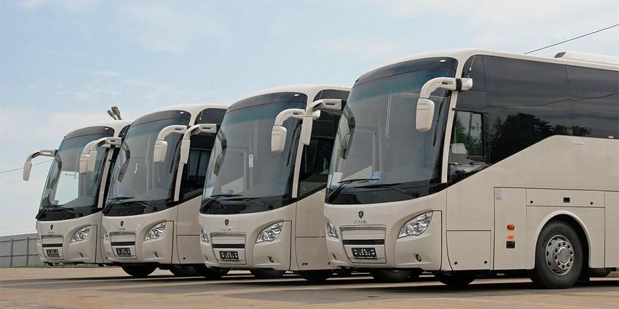 Кемеровская область стала вторым регионом России в рейтинге по закупке новых автобусов