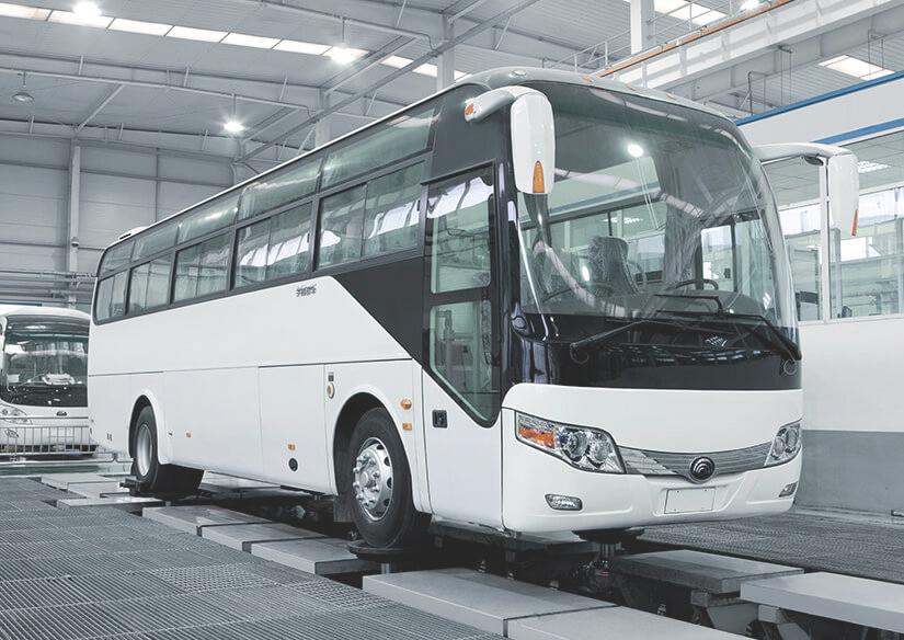 Качество и инновации автобусов Ютонг